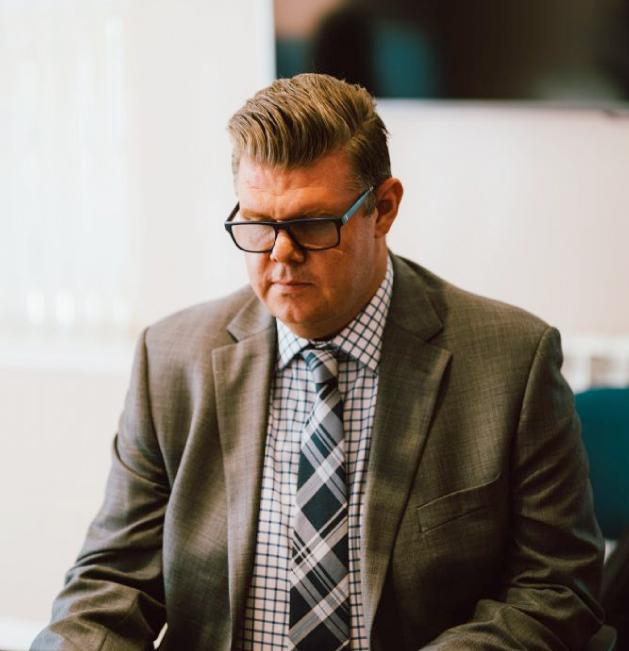 SalkoUK - Stephen Mason - Business Development Director